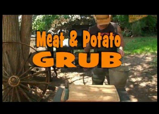 肉とポテトのレシピ