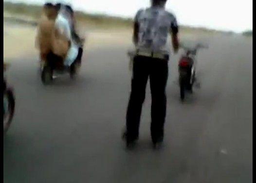 一瞬何が起こっているのか分からない新しいバイクの運転の仕方