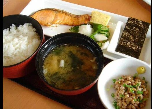 日本の定食