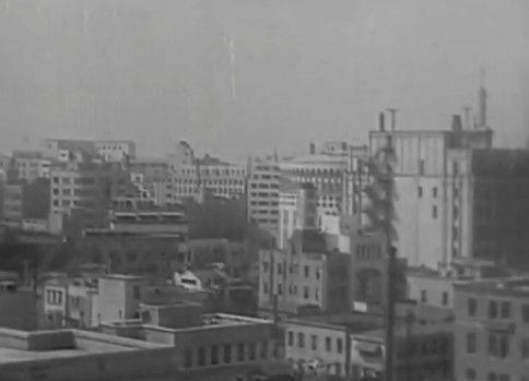 昭和初期の帝都・東京 昭和13年(1938年)