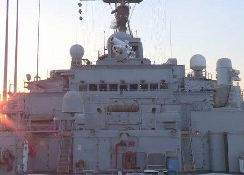 米海軍の1発100円レーザー砲(LaWS)発射実験