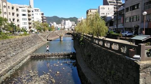 長崎 中島川