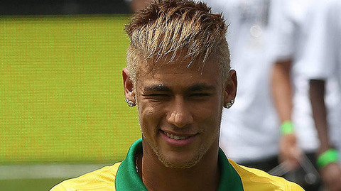 neymar-blonde-look-and-hair