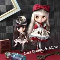 Red Queen & Alice dm