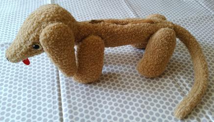 気狂いピエロ・犬ポーチ2