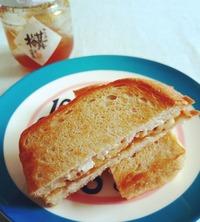 甘露梅+胡桃蜂蜜漬+カッテージ