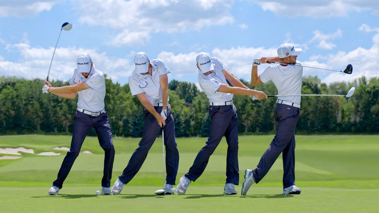 ゴルフスイングの悩み解消