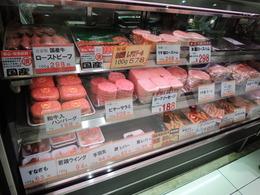 店頭加工肉