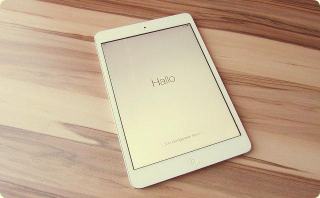 iPad、大宮さん