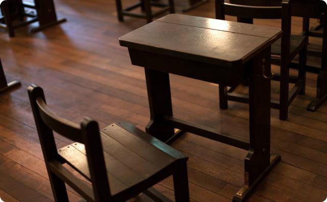 学校、教室、机