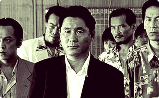 ソナチネ-北野武-映画-闇の世界