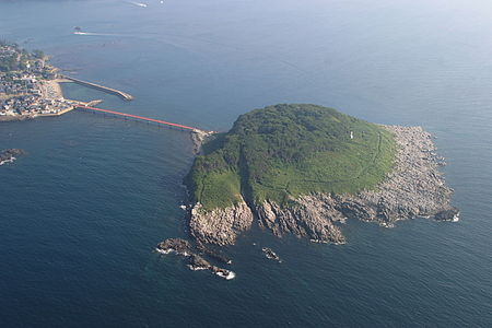 450px-Oshima_from_above