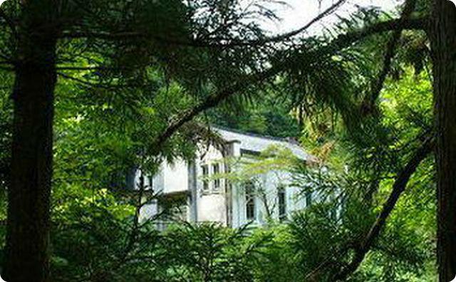 別荘、廃墟