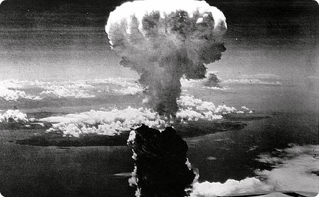 広島、原子爆弾