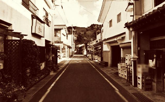 【タイムスリップ】昭和の町並み【実話】
