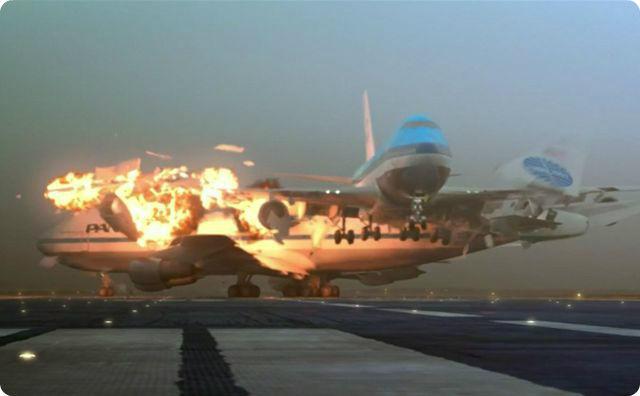 テネリフェ空港ジャンボ機衝突事故