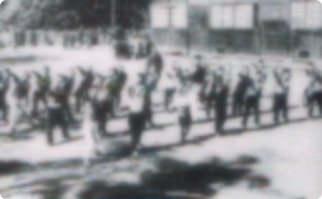 戦時中の子供たち