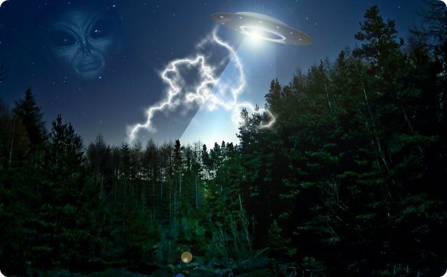 エイリアン、UFO