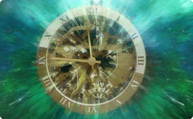 時計、時空、時間