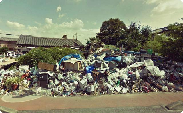 ゴミ屋敷を片付けてたらとんでもないものが出てきた