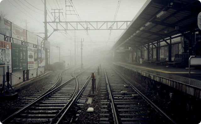 電車、路線