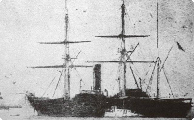 ペリーの黒船