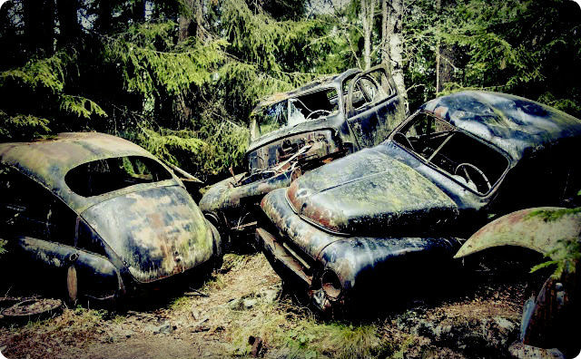 ※昭和61年、廃車置場で起こった心霊事件