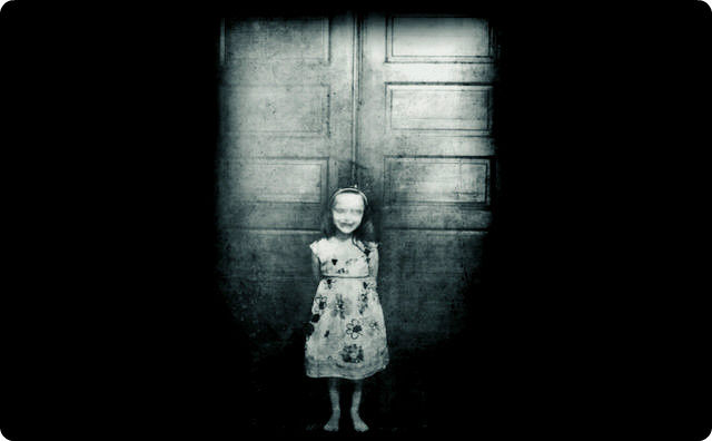 子供の幽霊