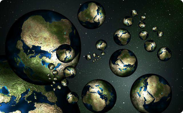 地球、不思議