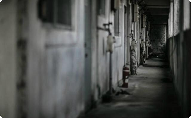 怖いアパート