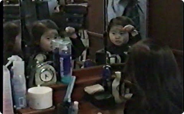 ほんとにあった呪いのビデオ、鏡