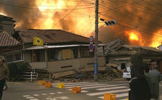 阪神淡路大震災で実際にあった不気味な怪奇現象
