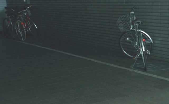 自転車を捨てた理由