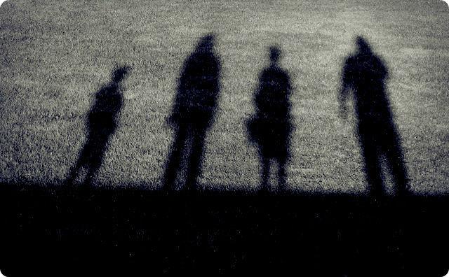 【実話】階段の踊り場にいつも影のようなものがいる