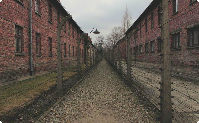 ナチス、収容所