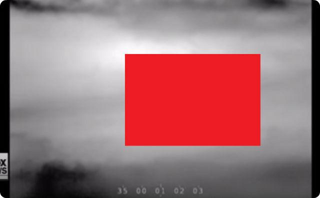 【UFO?】チリ海軍が不思議な飛行物体のビデオを公開