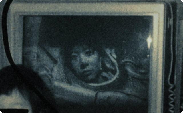 【怖い話】ブラウン管に映る顔
