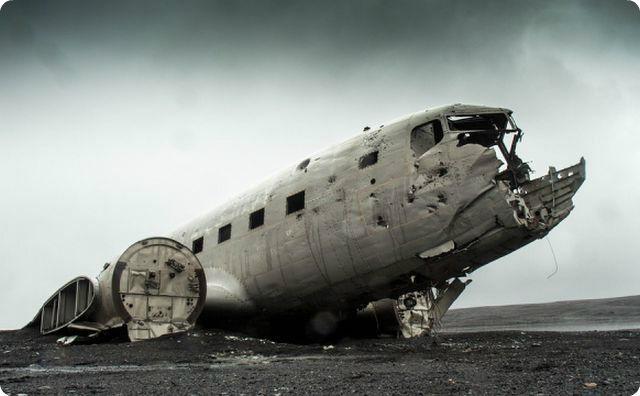 【ゾッとする】『原因不明の航空事故』そのうちの1つがこれかもしれない、怖い・・・