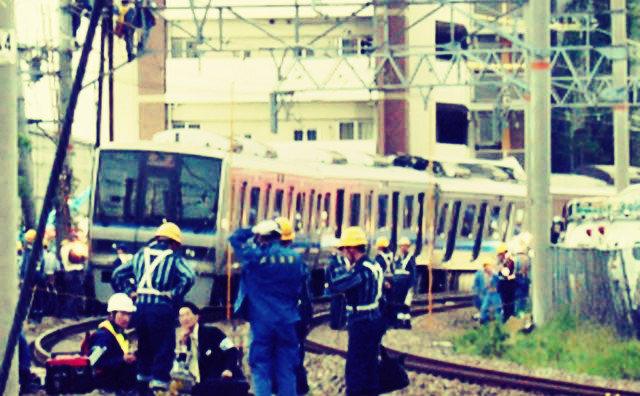 福知山線の脱線事故
