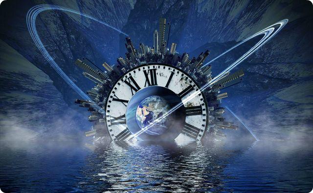地球、時間
