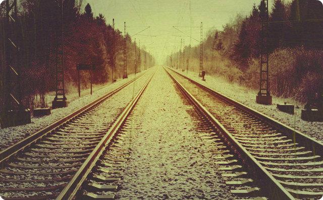 線路-電車-洒落怖