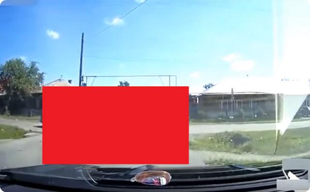 事故の瞬間動画