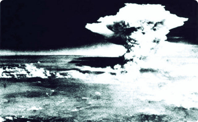 【不気味】その光景を目にした二日後に広島に原爆が落ちたそうだ