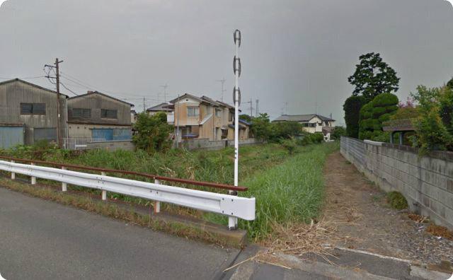 埼玉県白岡町、川