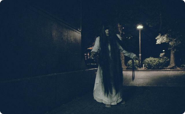 公園の幽霊