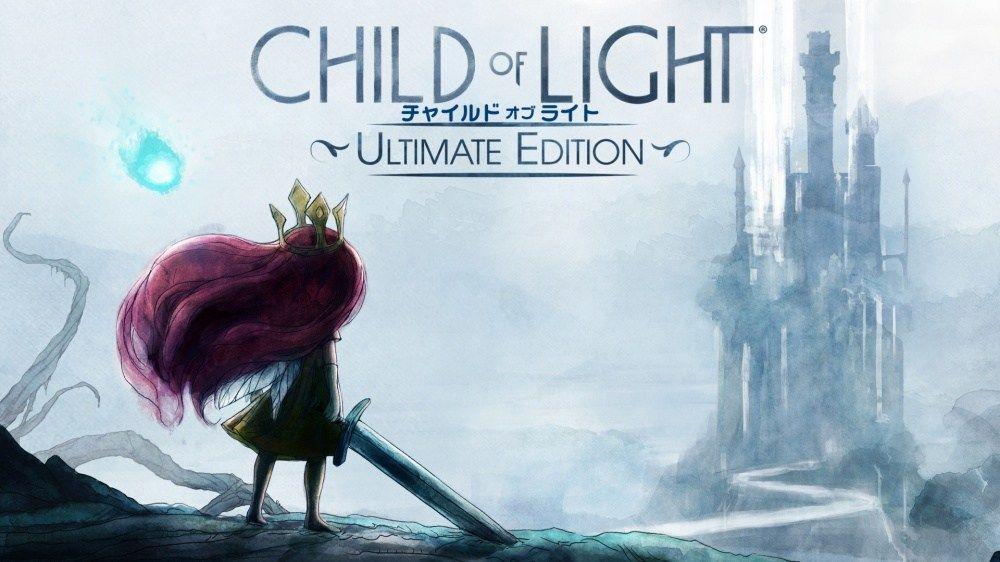 Switch版『チャイルド オブ ライト』のローンチトレーラーが公開!!本日11日発売!!