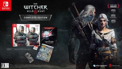 スイッチ版『ウィッチャー3ワイルドハントコンプリートエディション』 日本での発売日が10月17日に決定!最新スクショも公開されるがかなりやばかった・・