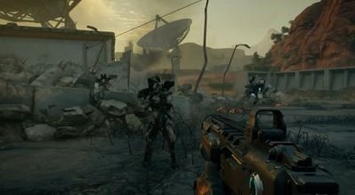 PS4/XB1/PCむけオープンワールドFPS『RAGE2』ゲームプレイ映像公開!!小惑星の衝突によって人類が滅亡の一途を辿るディストピア世界を生き抜け!!