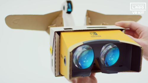 Nintendo Labo VR Kit (2)