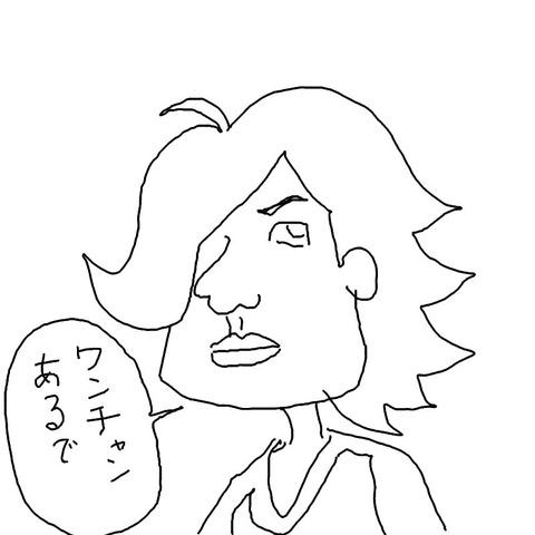 すみませんが時効だしまたさかべの漫画描きました!
